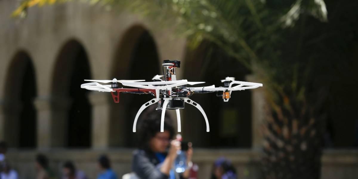 Estados Unidos autoriza a Uber a repartir comida con drones de prueba