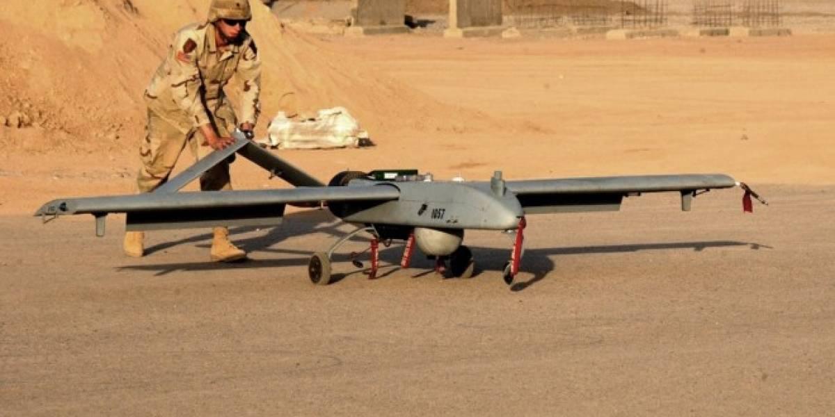 Viejos drones militares se convertirán en puntos Wi-Fi