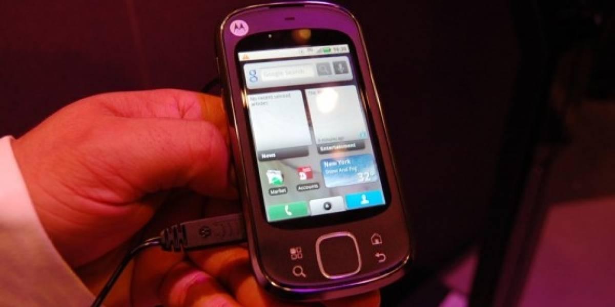 Futurología: El Motorola Quench llegará dentro de este año a Argentina