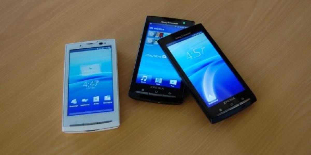 Vídeo: Primera impresiones del Sony Ericsson Xperia X10 [W Labs]