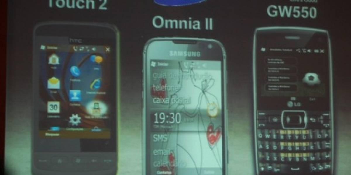 Primeros teléfonos con Windows Phone en América Latina [Actualizado]