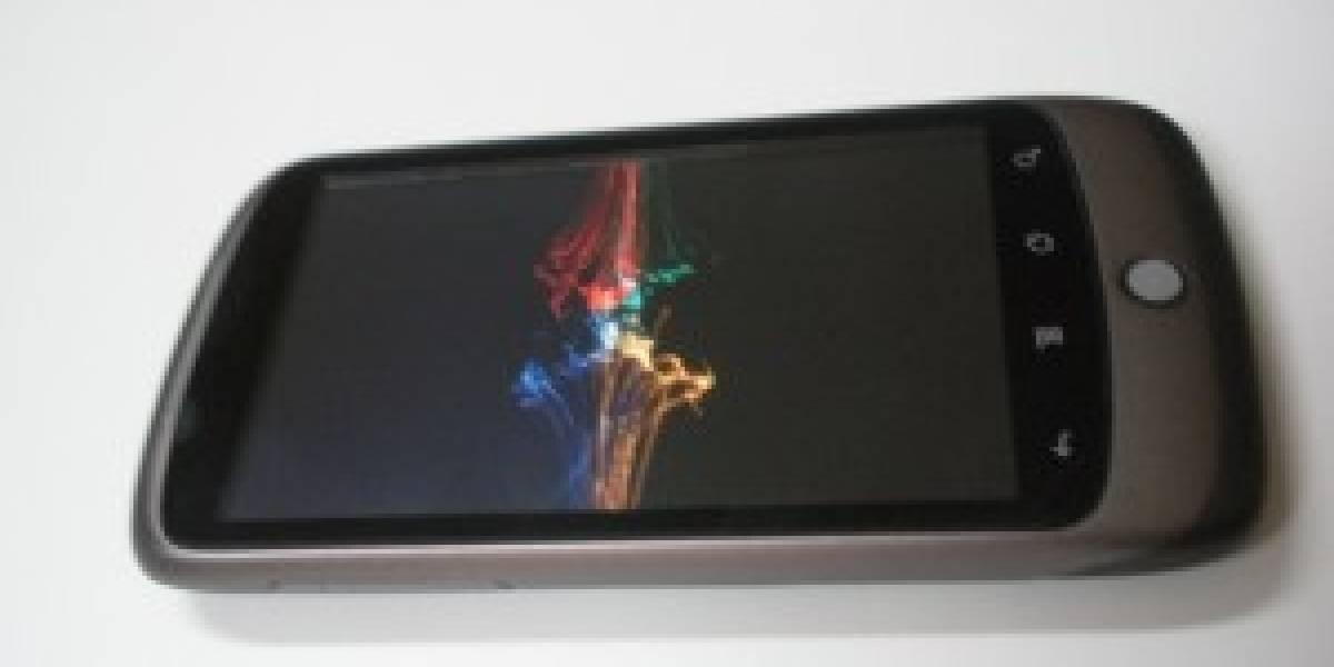 Google actualiza el Nexus One y le da multitouch