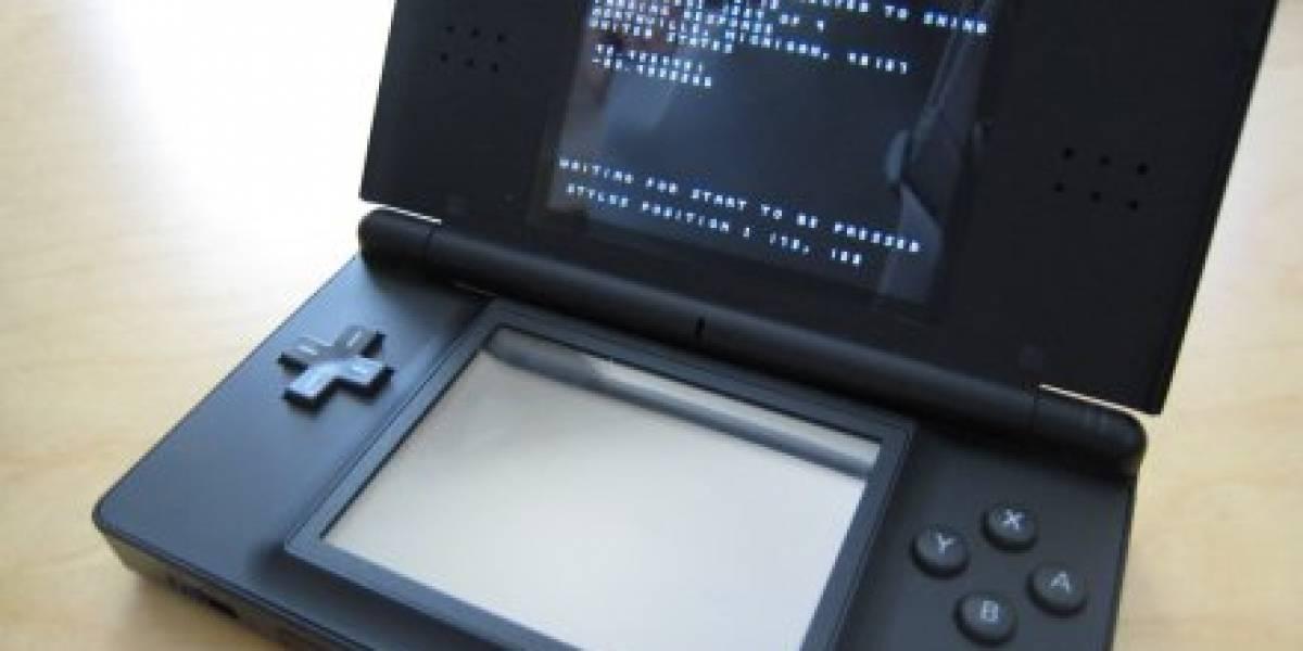 Geopositioning por WiFi en Nintendo DS