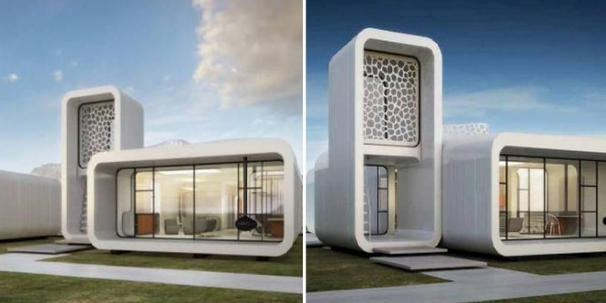 Dubai tendrá el primer edificio de oficinas impreso en 3D