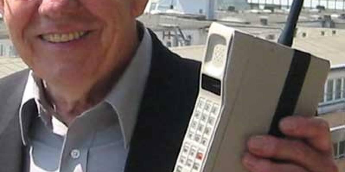 A 25 años de la primera llamada hecha por un móvil