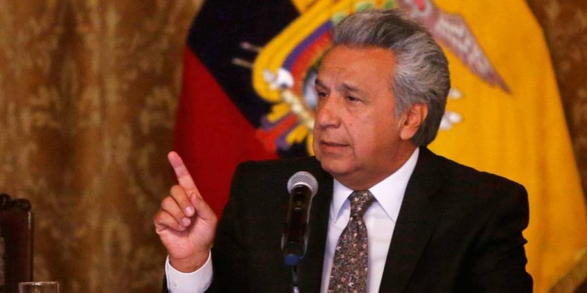 EE.UU. felicita a Ecuador por la consulta y llama a trabajar con Lenín Moreno