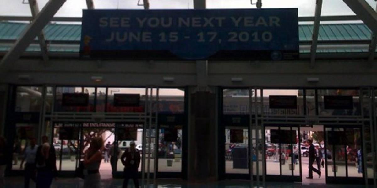 [E309] El E309 fue todo un éxito, ya hay fecha para el E3 2010