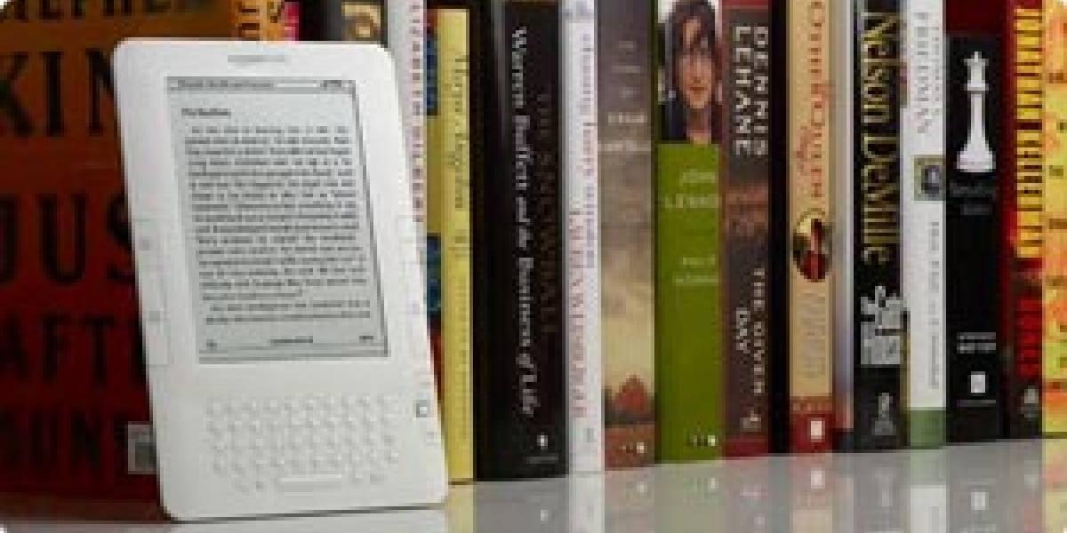 Futurología: Un nuevo Kindle llegará en agosto