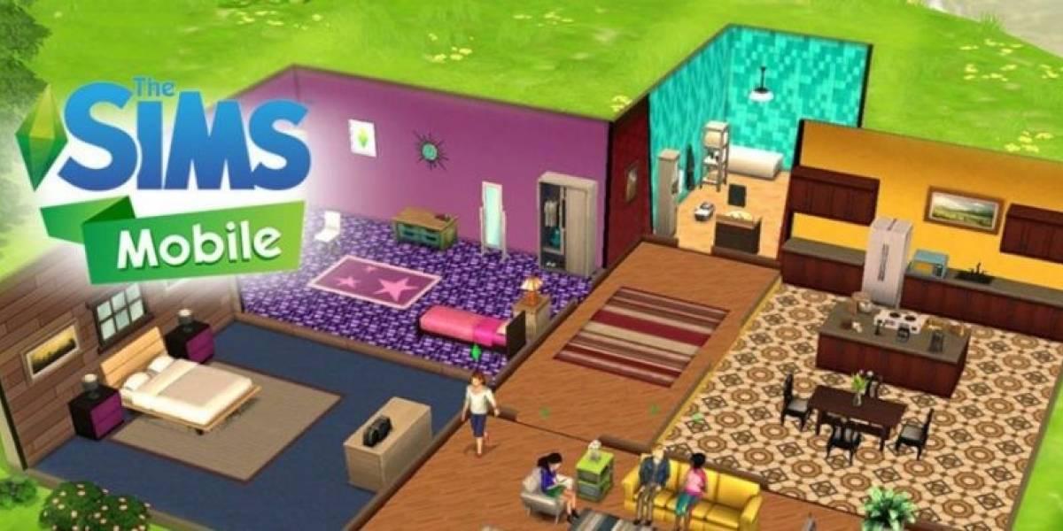Juega a ser Dios en un nuevo juego de Los Sims para móviles