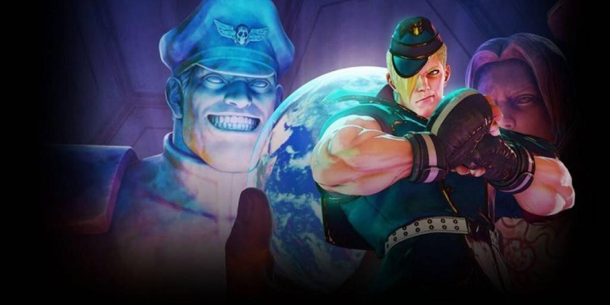 Ed es el siguiente luchador de Street Fighter V