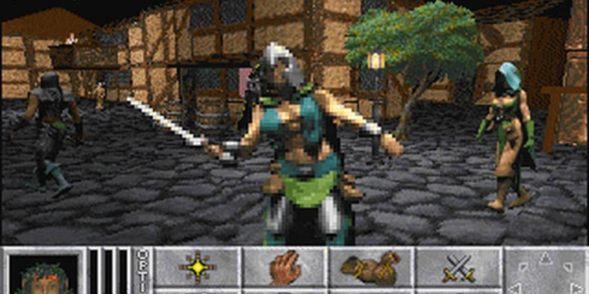 Bethesda regala The Elder Scrolls II: Daggerfall