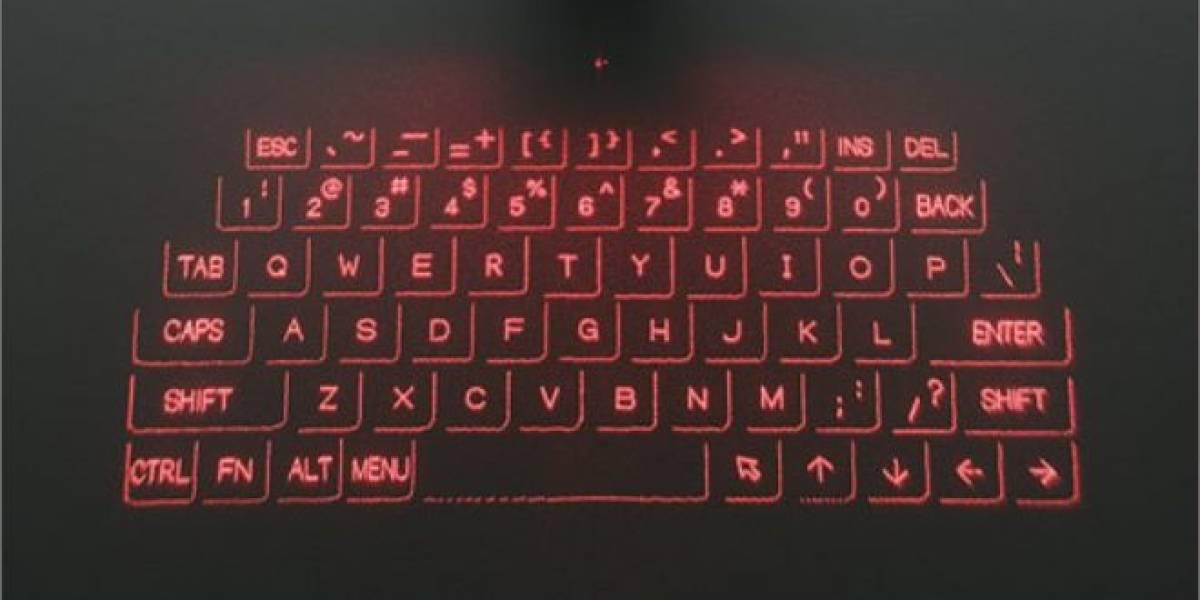 Elecom anuncia su teclado TK-PBL042BK Wireless Projection Keyboard