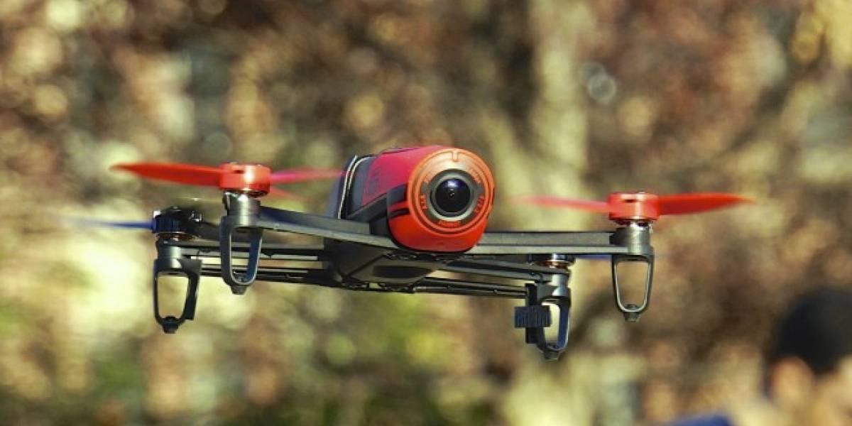 México tiene la primera academia de pilotos de drones en América Latina
