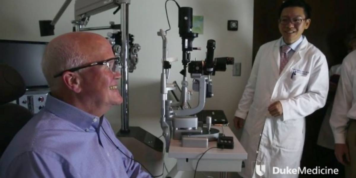 Dos personas recuperan la vista y el tacto gracias a la biónica