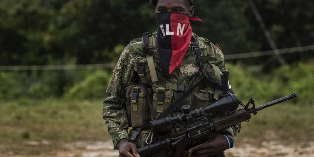 ELN no quiere romper diálogos de paz con Colombia