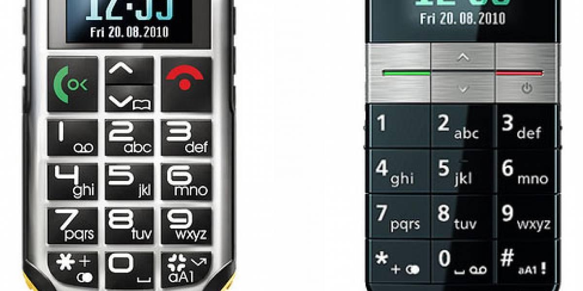 Emporia Solid y Elegance, 2 móviles para adultos mayores