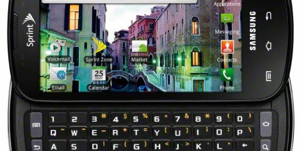 Samsung Epic 4G busca hacer gala de su nombre
