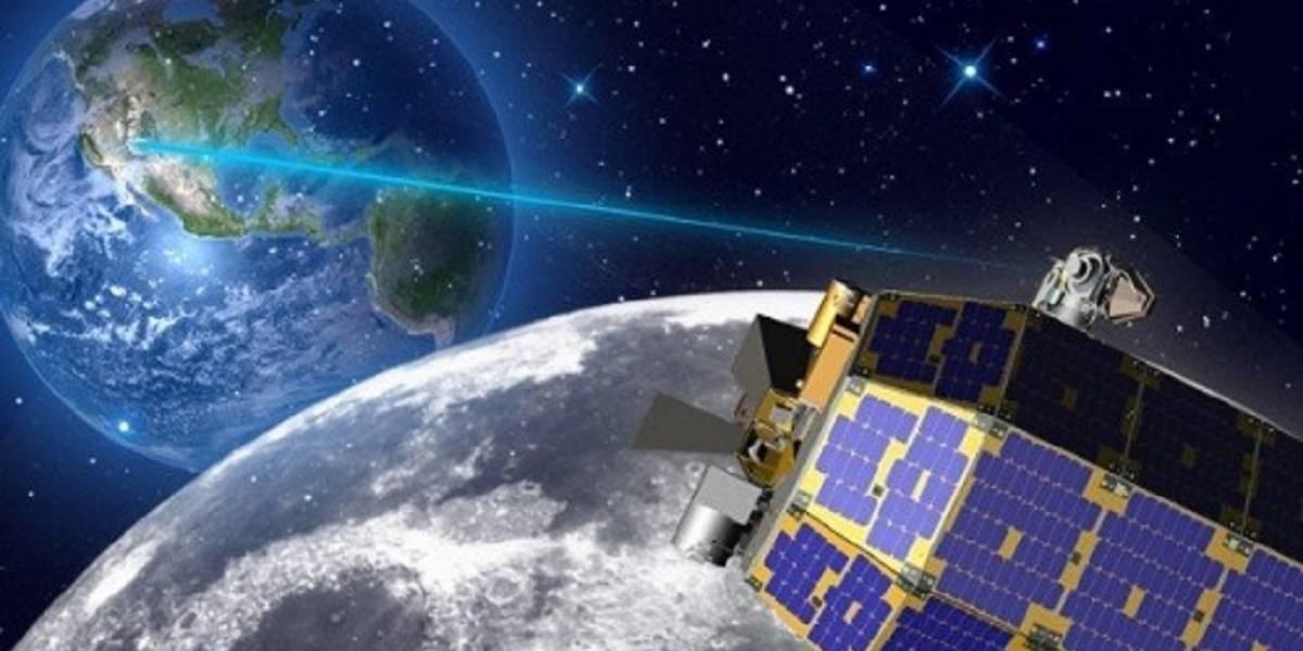NASA transmite en tiempo record video del espacio a la Tierra utilizando láser