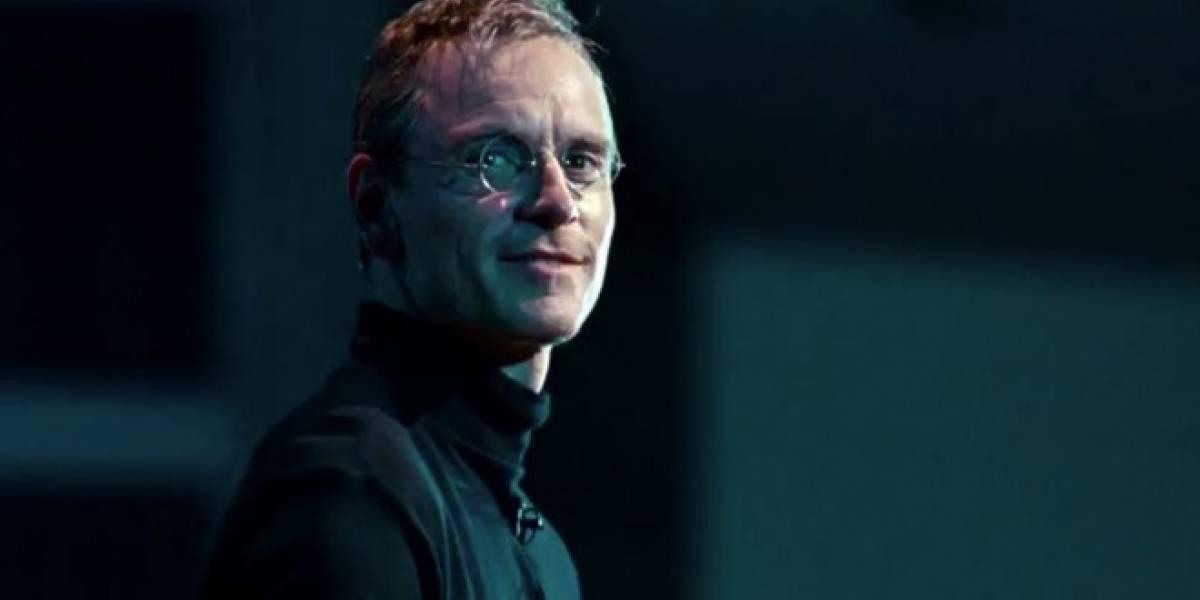 Este es el tráiler de la película de Steve Jobs dirigida por Danny Boyle
