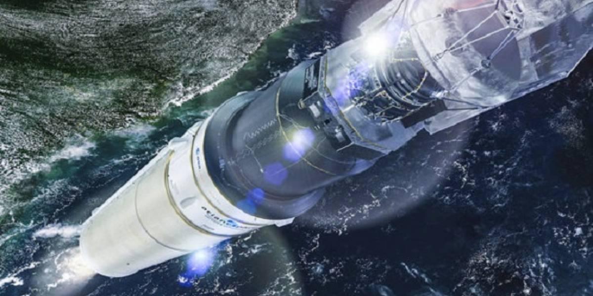 Conoce al satélite-telescopio Plank con el que se pudo cartografiar el  universo