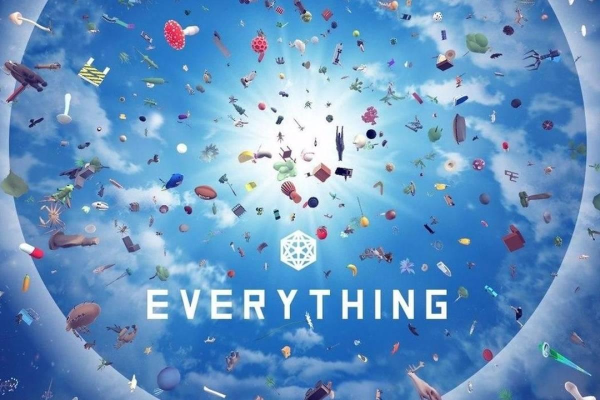 Everything es el primer videojuego que podría ganar un premio Óscar