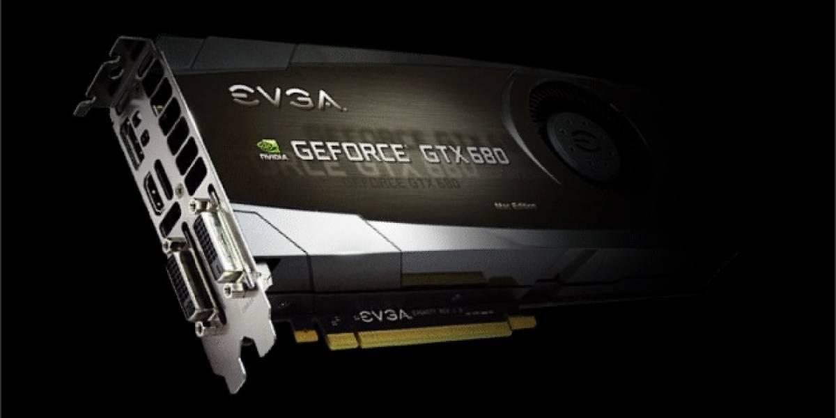 EVGA lanza su tarjeta de video GeForce GTX 680 Mac Edition