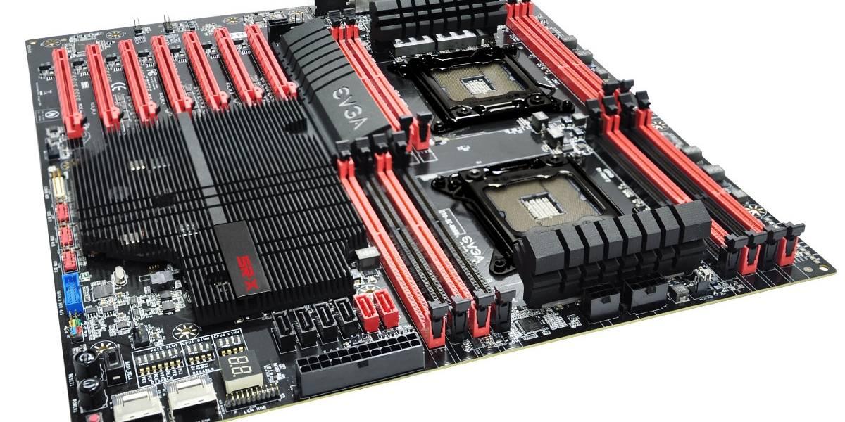Aparace la nueva EVGA SR-X con dos zócalos LGA 2011