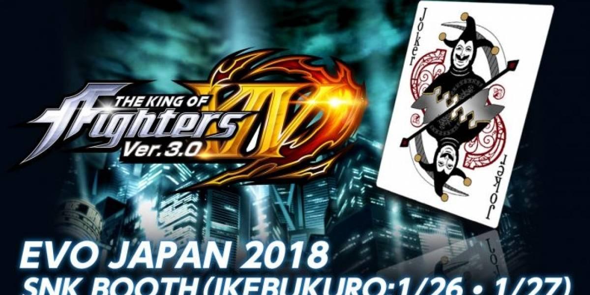 SNK revelará un nuevo personaje de The King of Fighters XIV en EVO Japón