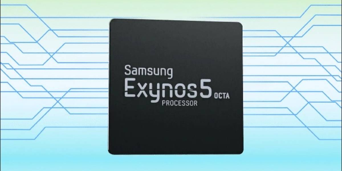 SoC SAMSUNG Exynos 5 Octa estará disponible entre abril y junio de este año
