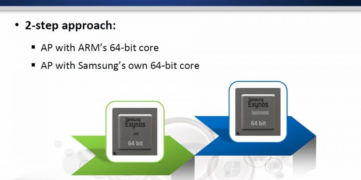 Samsung anuncia su nueva arquitectura ARM64 personalizada