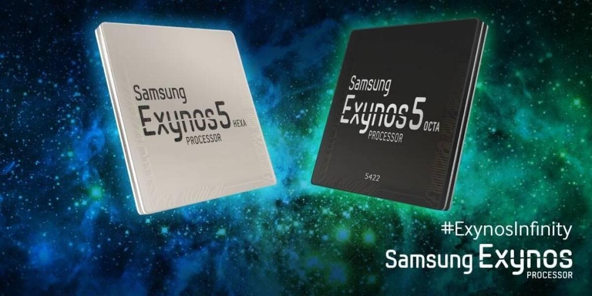 Samsung lanza sus nuevos SoC Exynos 5 Octa 5422 y Exynos 5 Hexa 5260