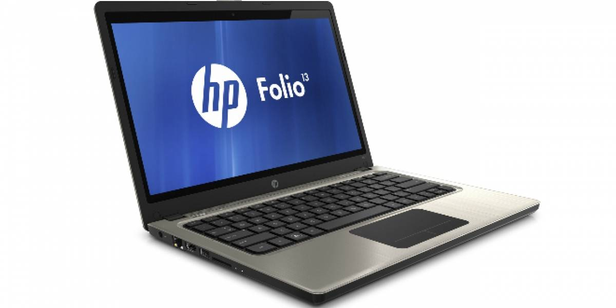 HP presenta en Chile el Ultrabook Folio 13