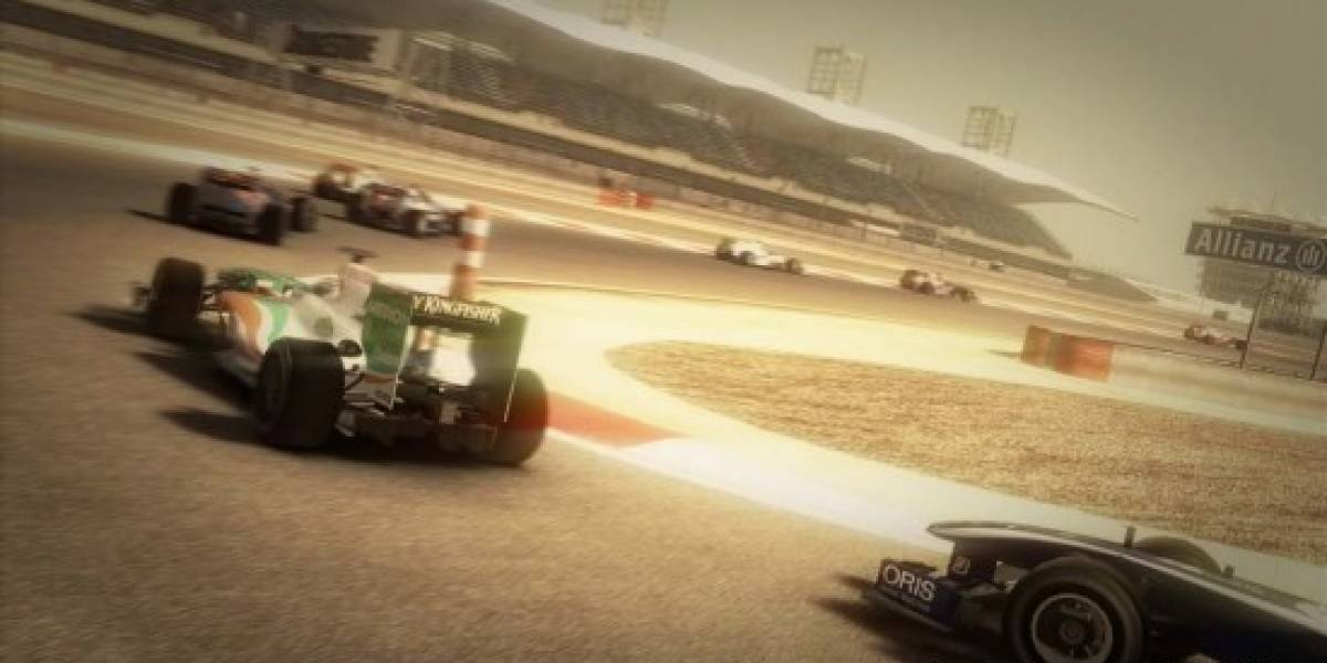 Codemasters anuncia F1 2010 para Xbox 360, PS3 y PC