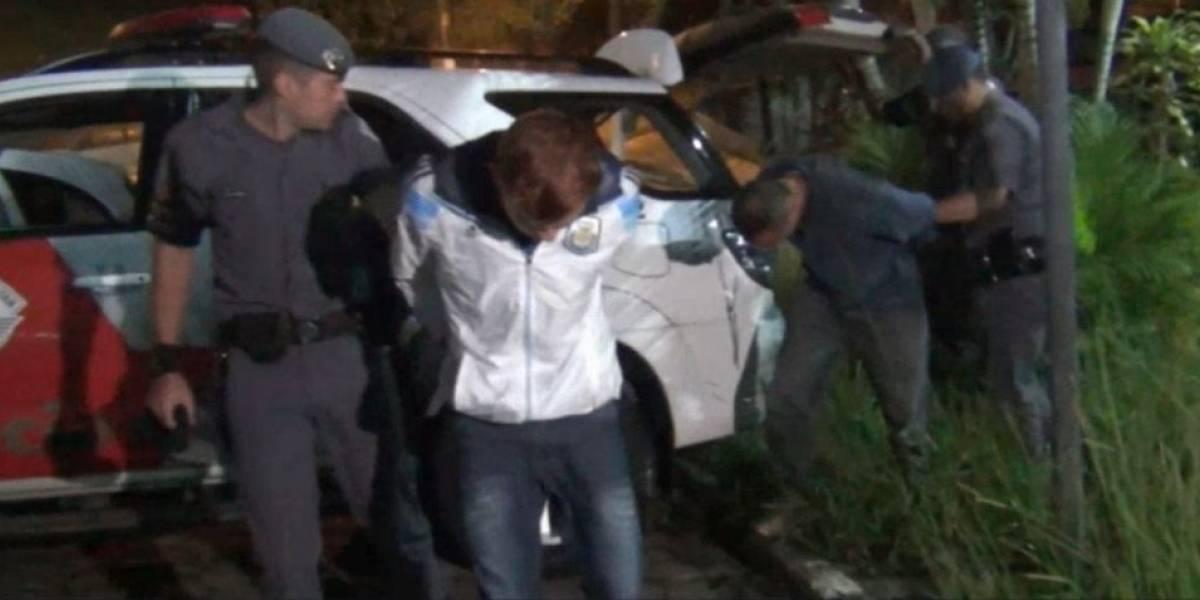 Homens levam carro de luxo com criança dentro na zona sul de SP