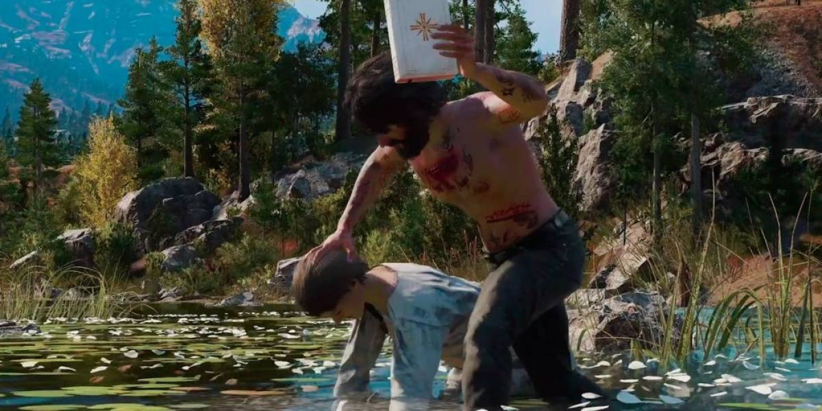 En Far Cry 5 el enemigo es el votante de Trump