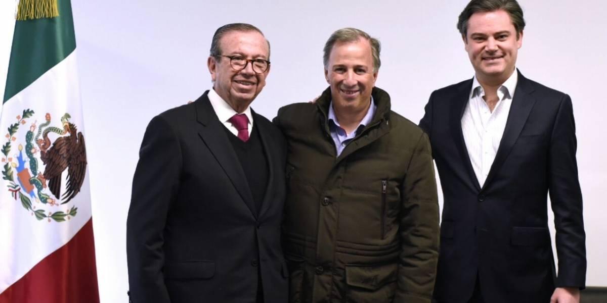 Galindo Quiñones se suma a la campaña de Meade como asesor político