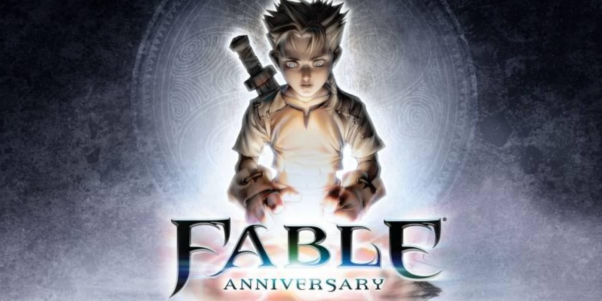 Dos títulos de la serie Fable se integran a los retrocompatibles con Xbox One