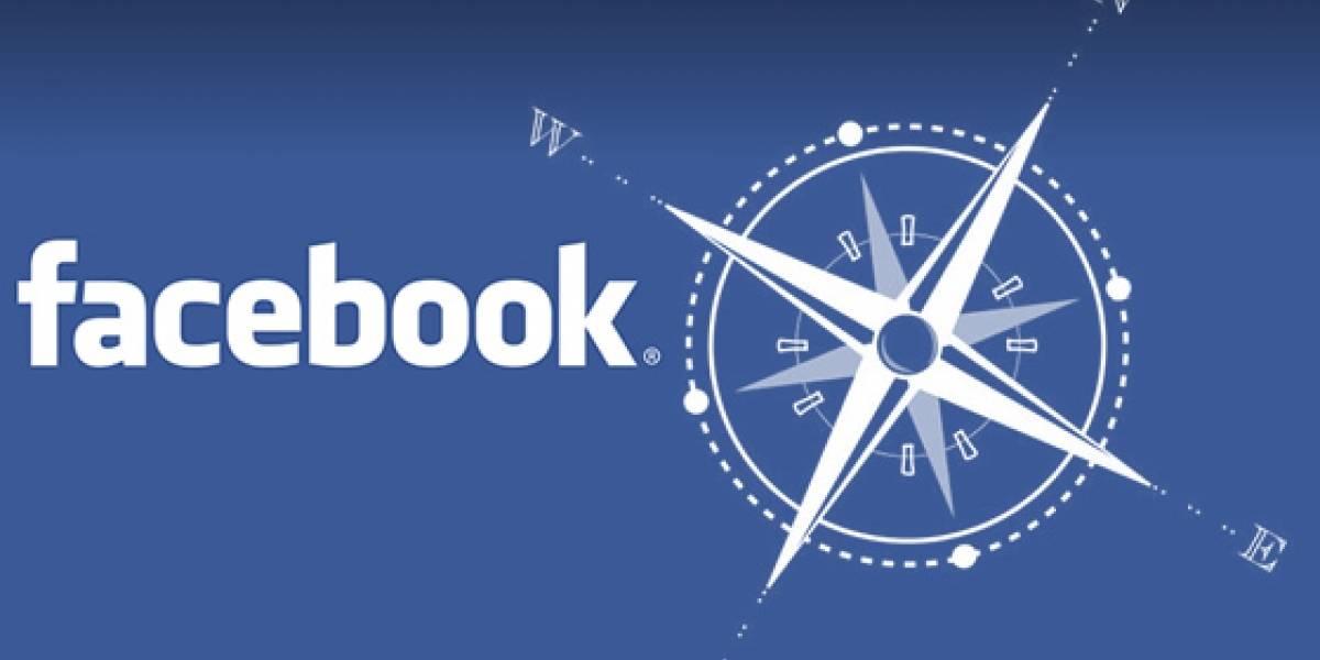 Futurología: Facebook permitirá compartir ubicación