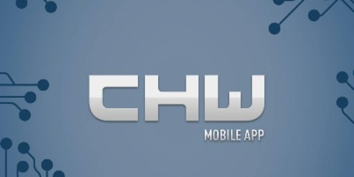Foro de CHW ahora tiene su propia aplicación Android