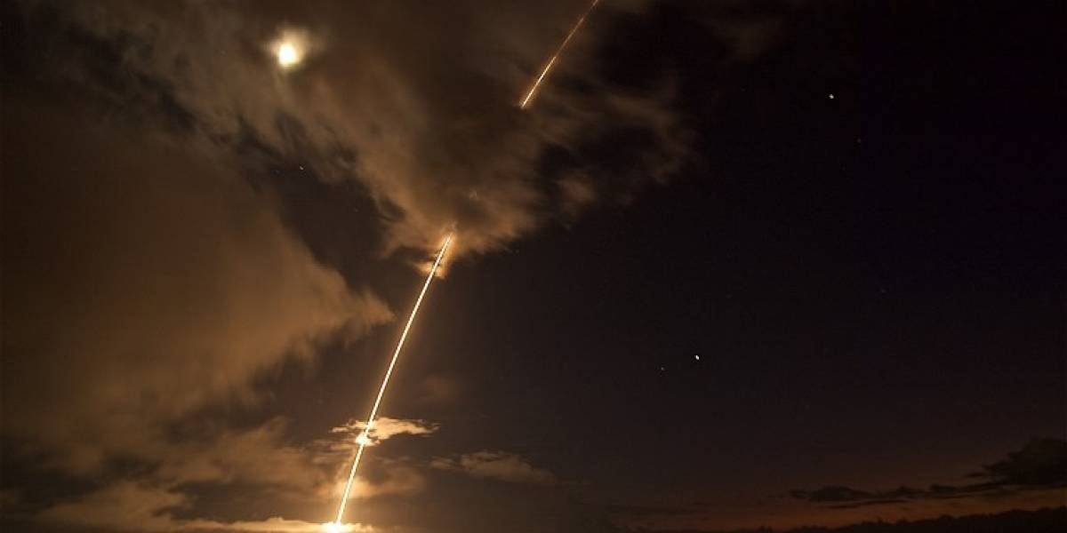 Falla interceptor de misiles desarrollado por Estados Unidos y Japón
