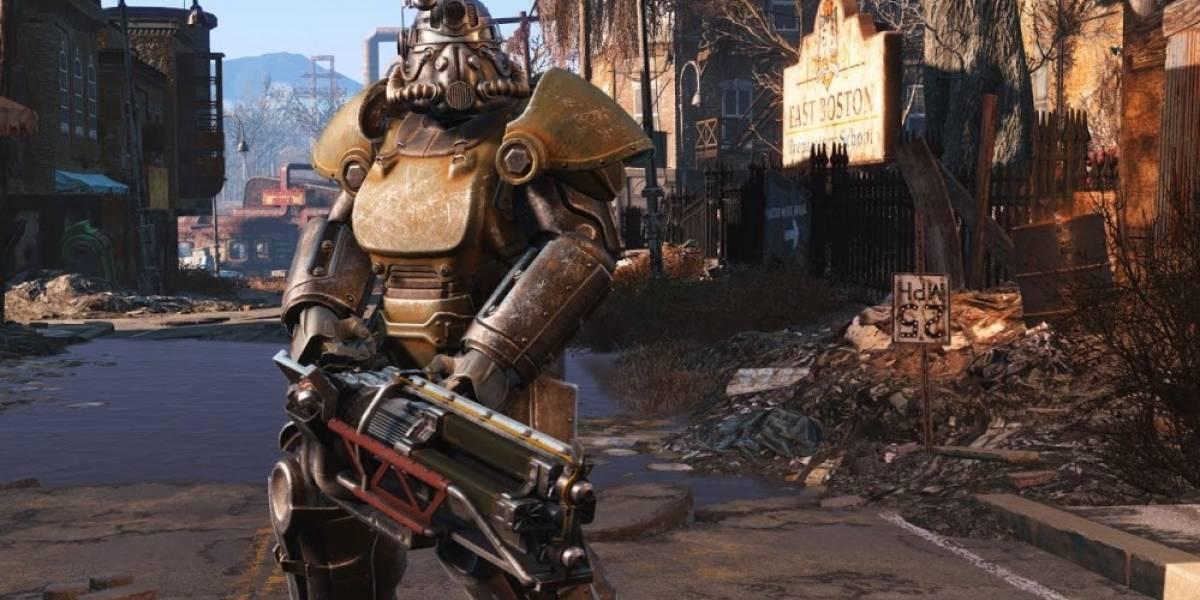Fallout 4 se podrá jugar gratis este fin de semana en Xbox One y PC