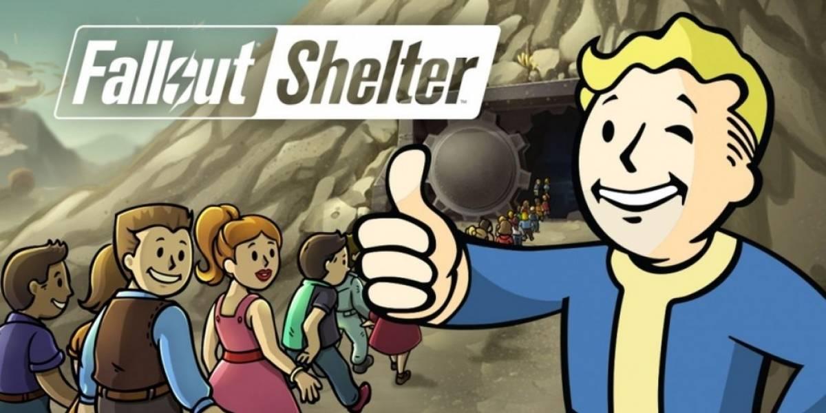 Fallout Shelter ha superado los 100 millones de jugadores