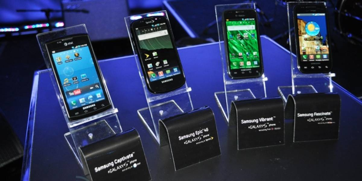 Samsung presenta a toda la familia Galaxy S