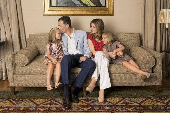 Família real espanhola
