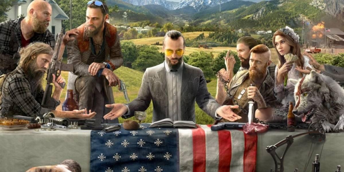 Far Cry 5 tendrá una nueva edición especial que incluirá una estatua y más
