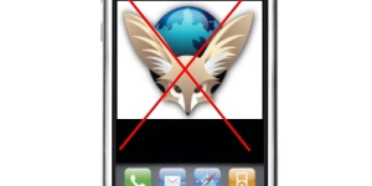 Firefox no tendrá una versión para el iPhone