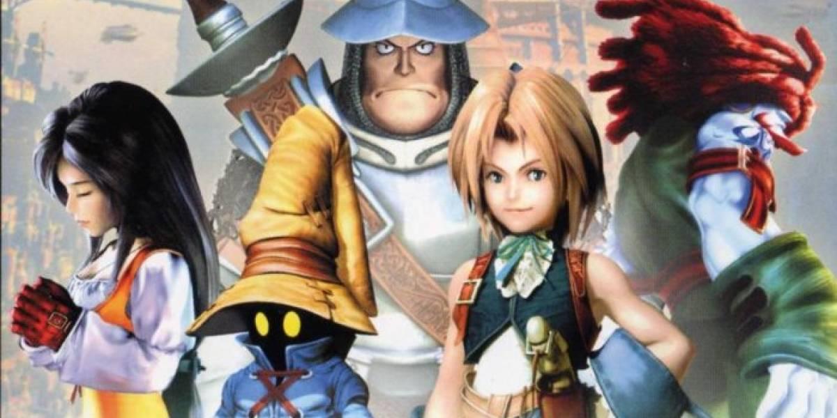 Final Fantasy IX podría llegar pronto a PlayStation 4 [Actualizado]