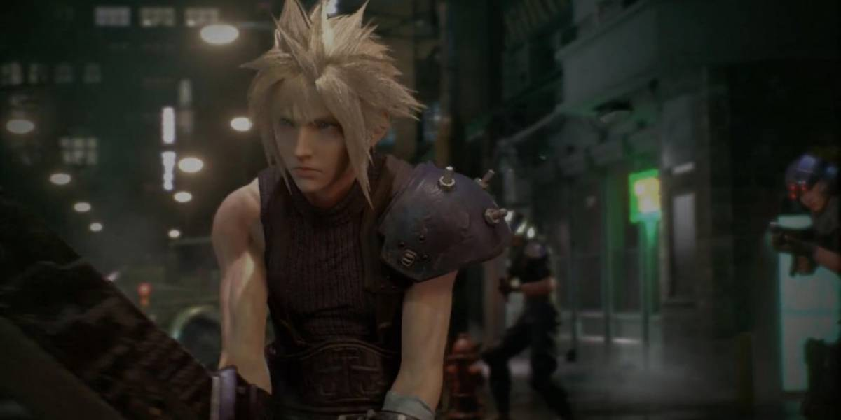 Final Fantasy VII Remake tendrá un cambio importante en su desarrollo