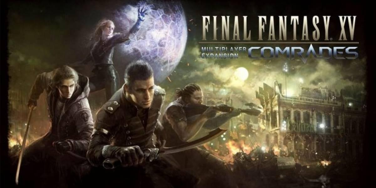 Se retrasa el lanzamiento de la expansión multijugador de Final Fantasy XV