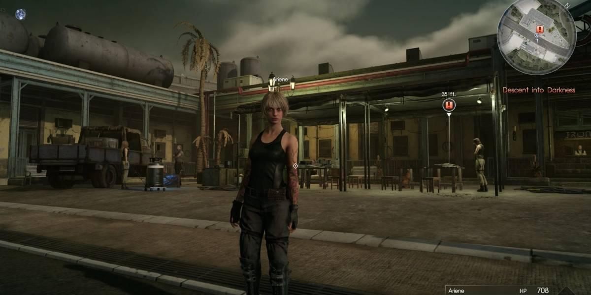 Así se podrán personalizar los personajes del multijugador de Final Fantasy XV